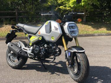 ホンダ 新型グロム125